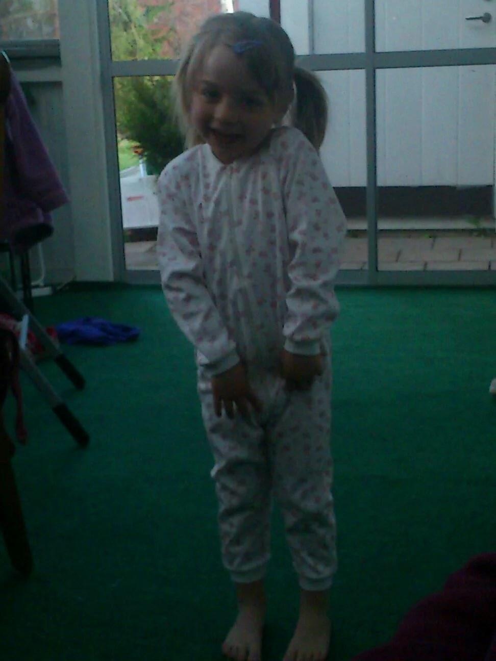 Min syster är redan 8 år!