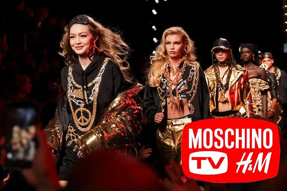 Moschino [TV]  x H&M - przegląd kolekcji, ceny oraz co warto kupić