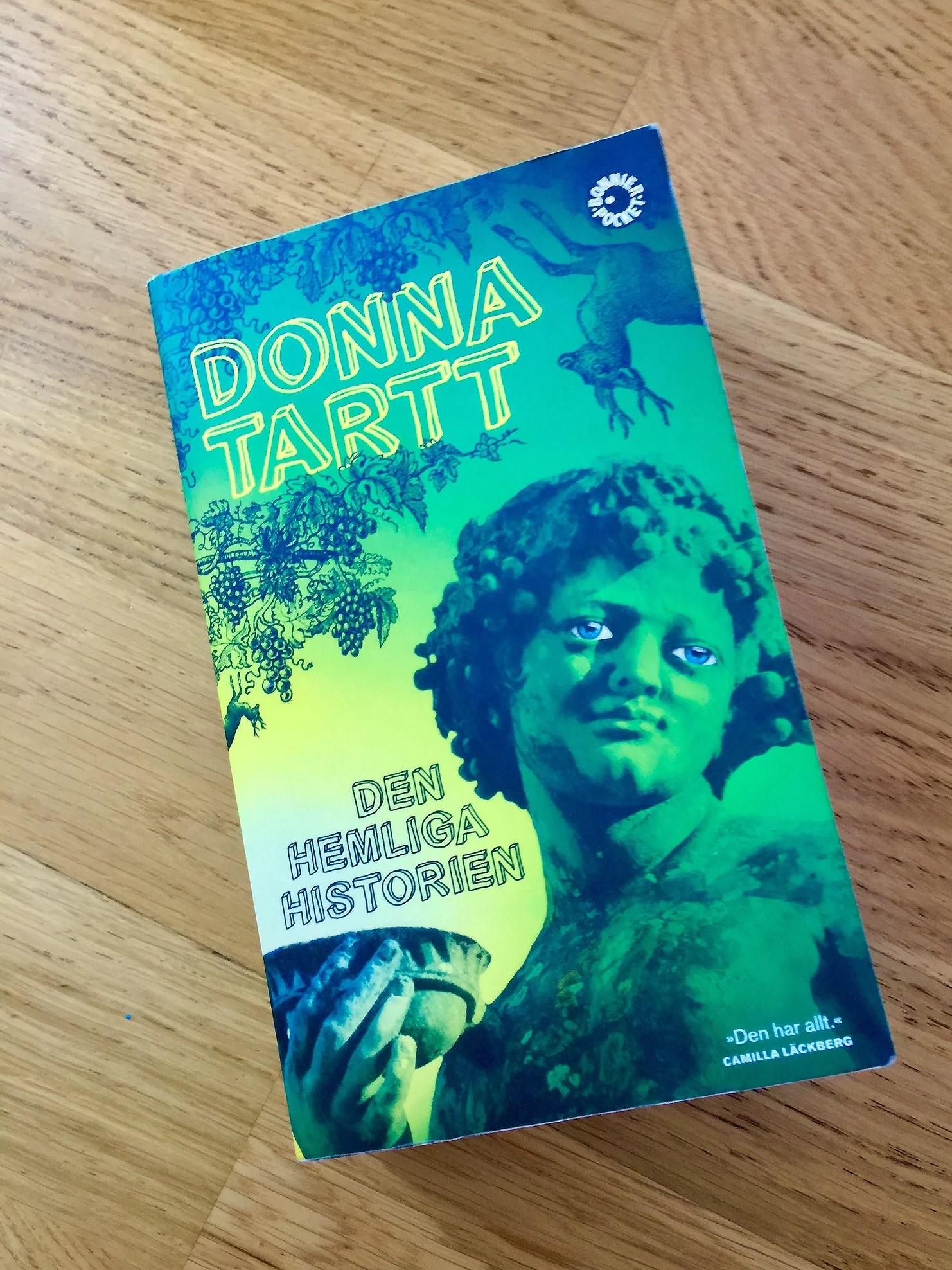 Den hemliga historien | Donna Tartt