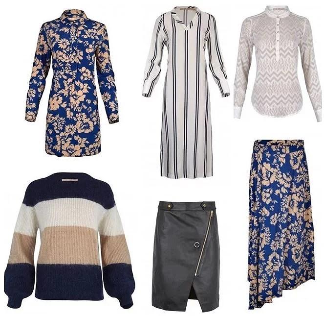 Lækkert tøj fra Rue de Femme