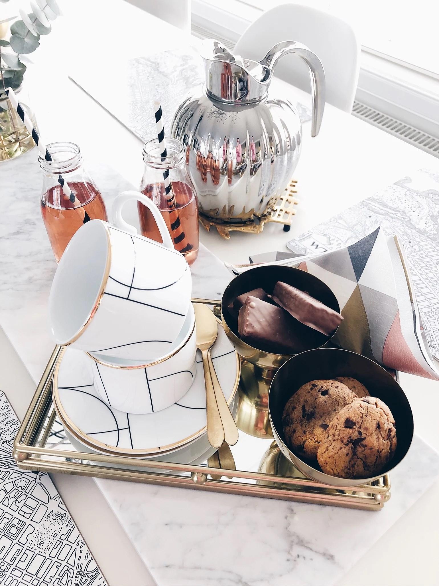 Kexchoklad och Cookies med barnen