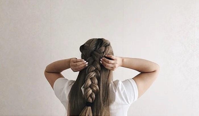 Cute & easy hair tutorial for summer