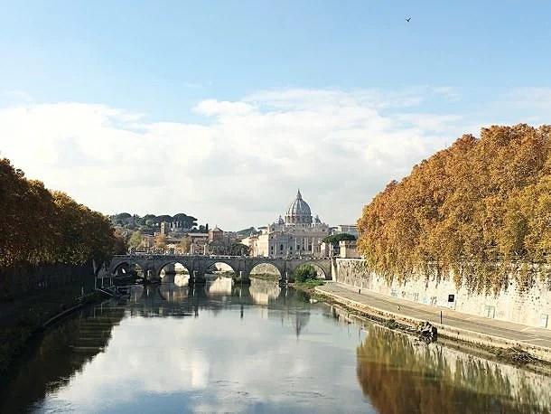 Rome greetings!