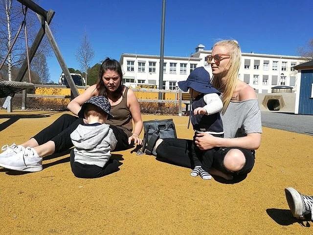 NORDANÅ LEKPARKEN