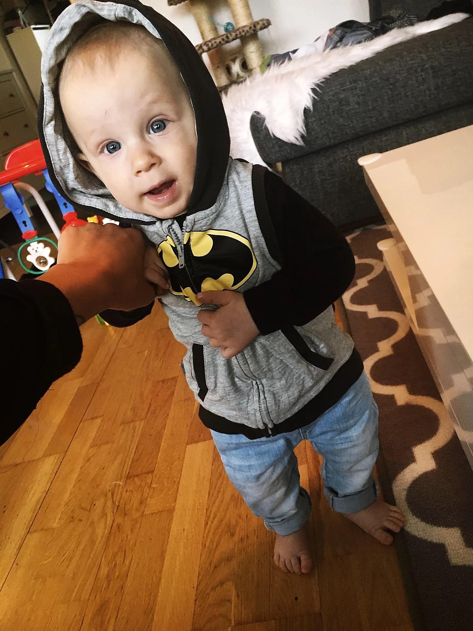 BATMAN OCH FIKA