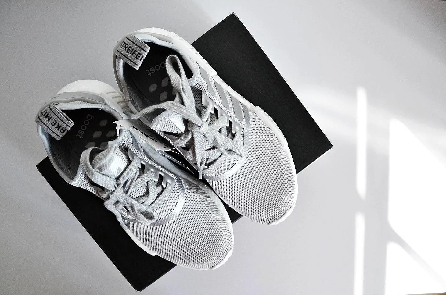 217: adidas nmd matte silver   Joanna D. Hansson