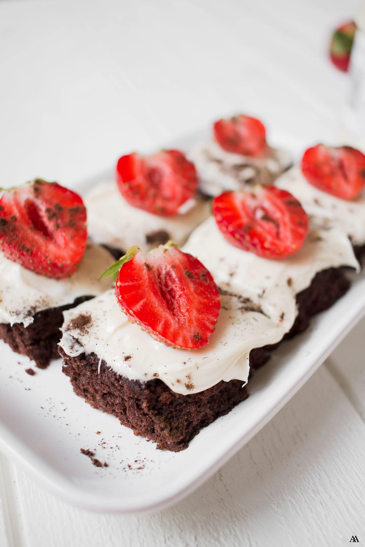 Sommarsöta Brownies