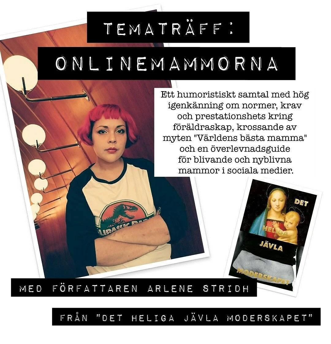 Tematräff: Onlinemammorna