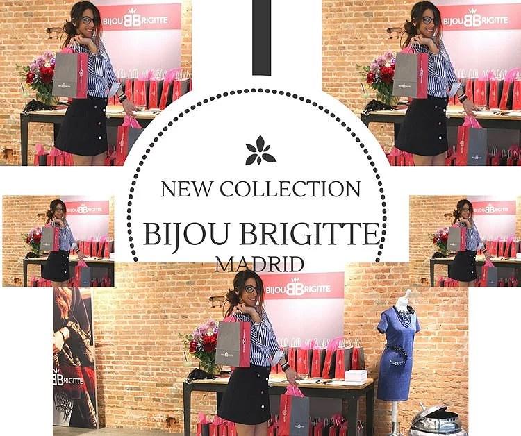 """""""Nueva Colección Bijou Brigitte"""" Madrid"""