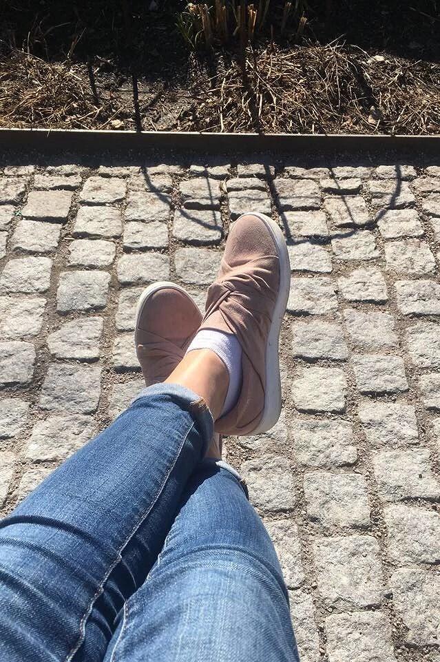 Sol, värme & nya skor