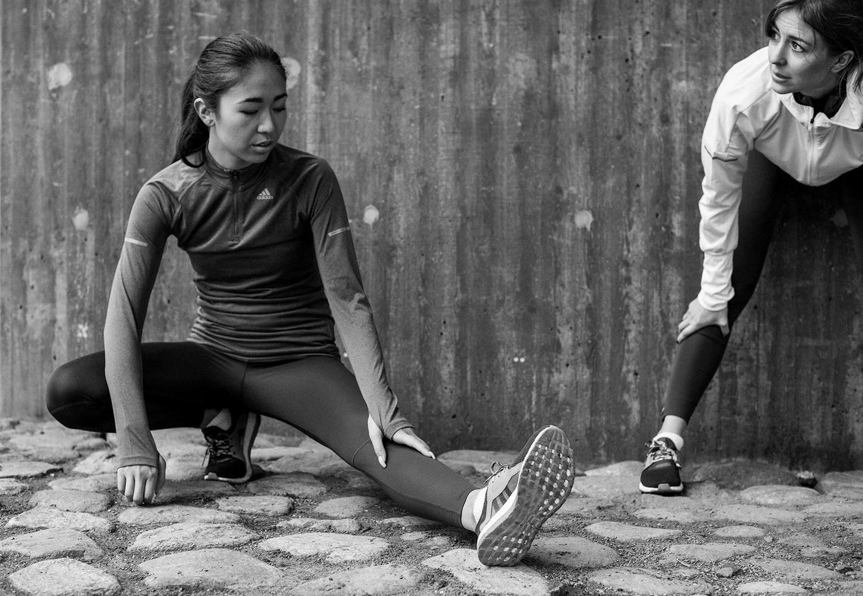 Adidas runners linda