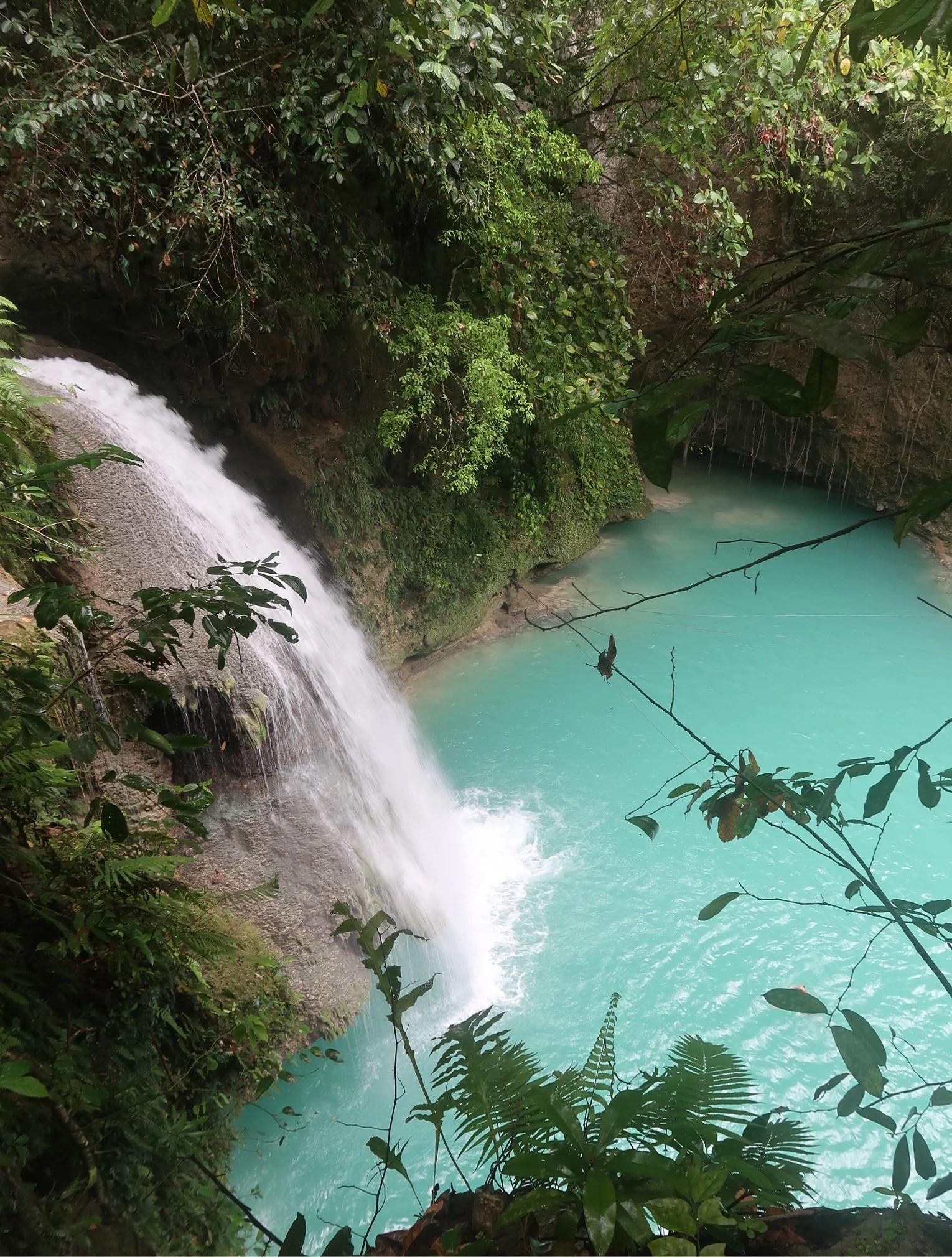 Kawasan Falls -  Filippinerna