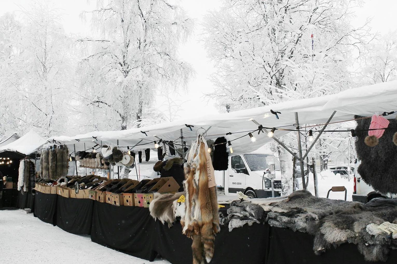 Jokkmokk Winter Market (Jokkmokks marknad)