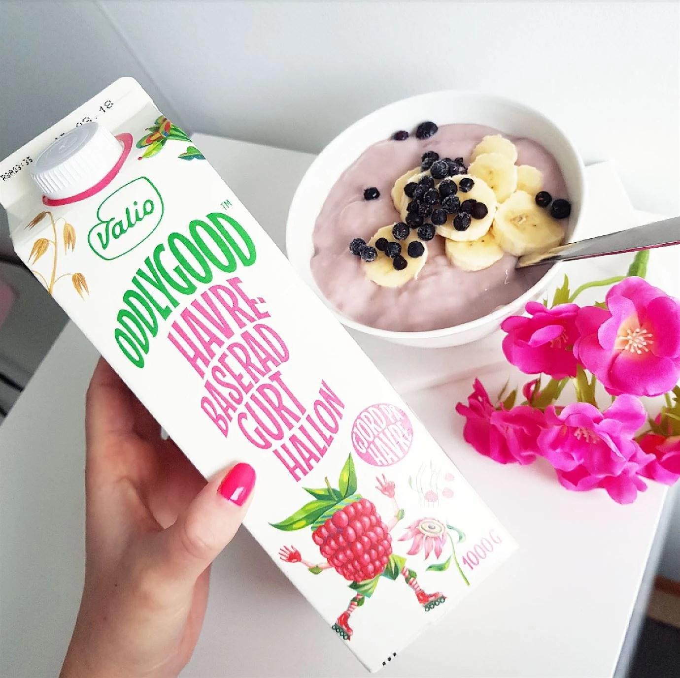 Oddlygood - vegansk nyhet från Valio