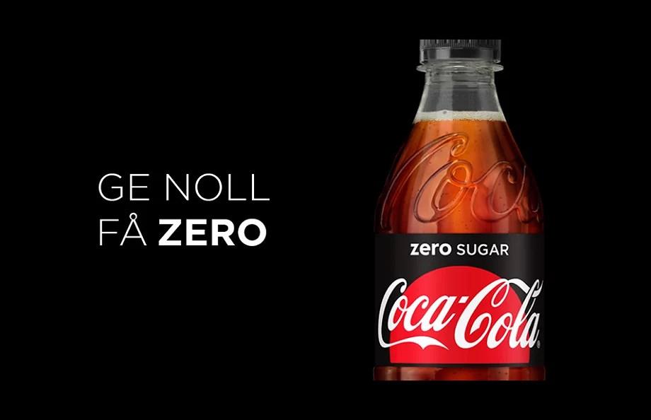 Gratis cola zero sugar
