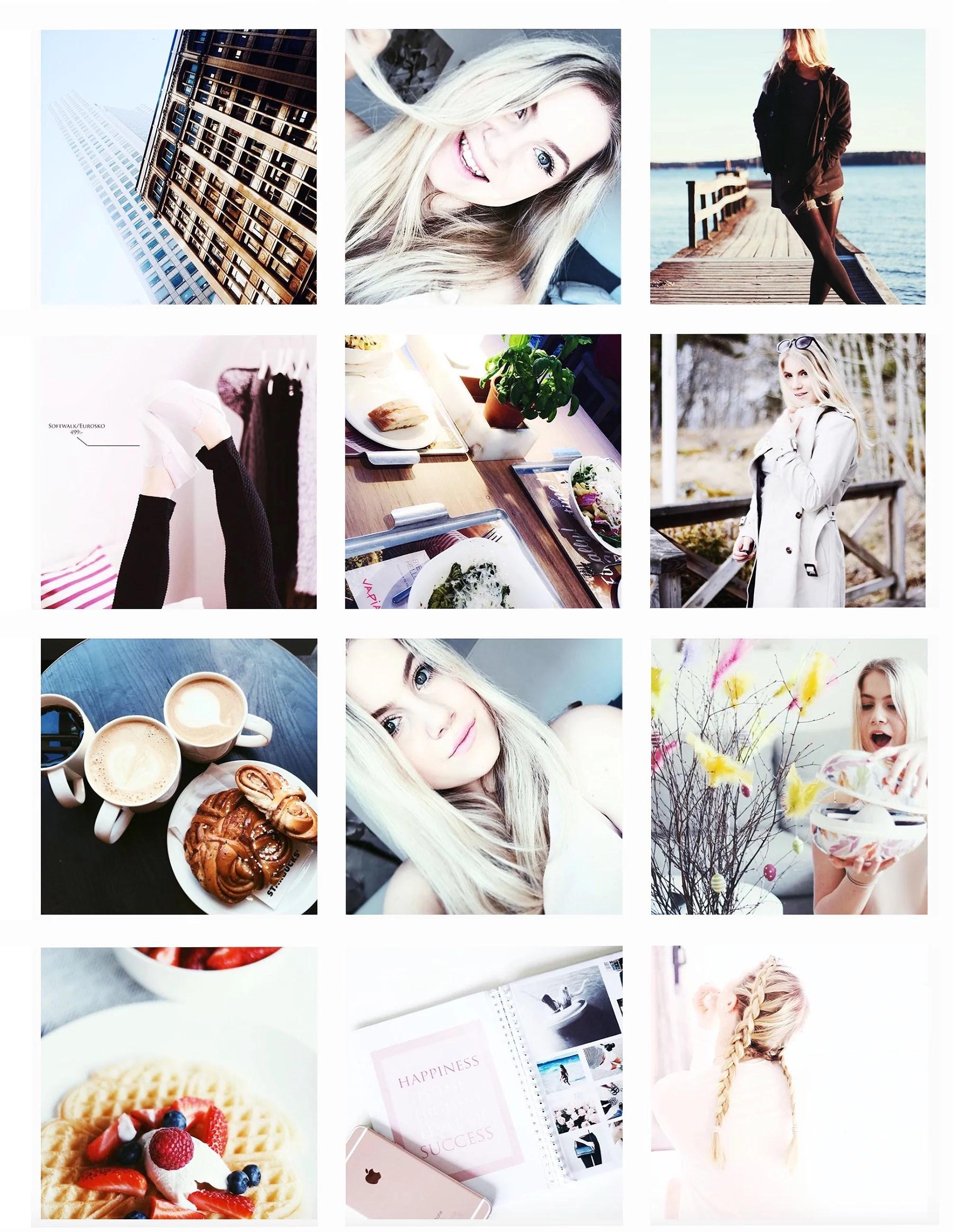 Instagram lately