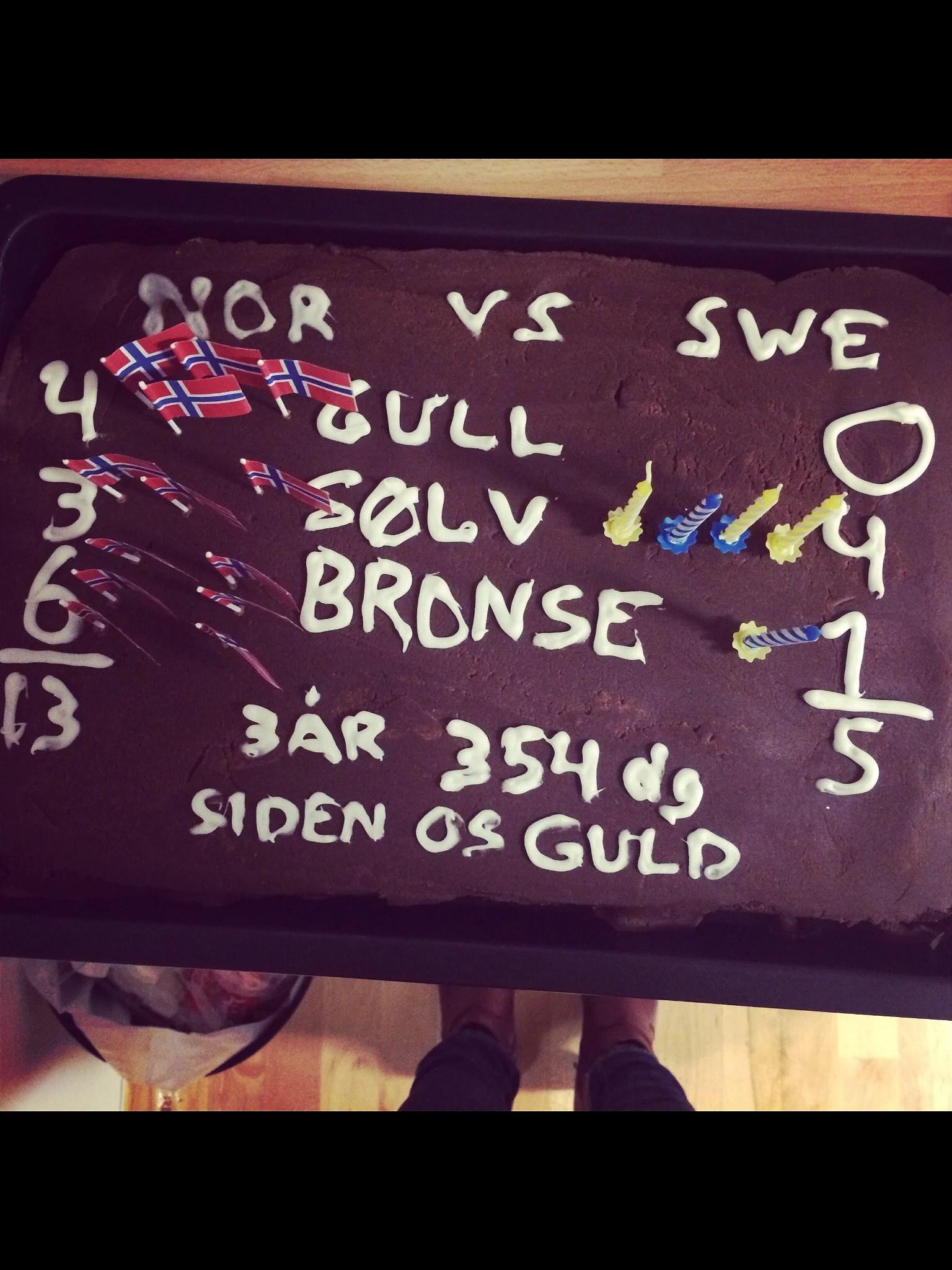 Sverige vs Lillebror. 🇸🇪🇳🇴