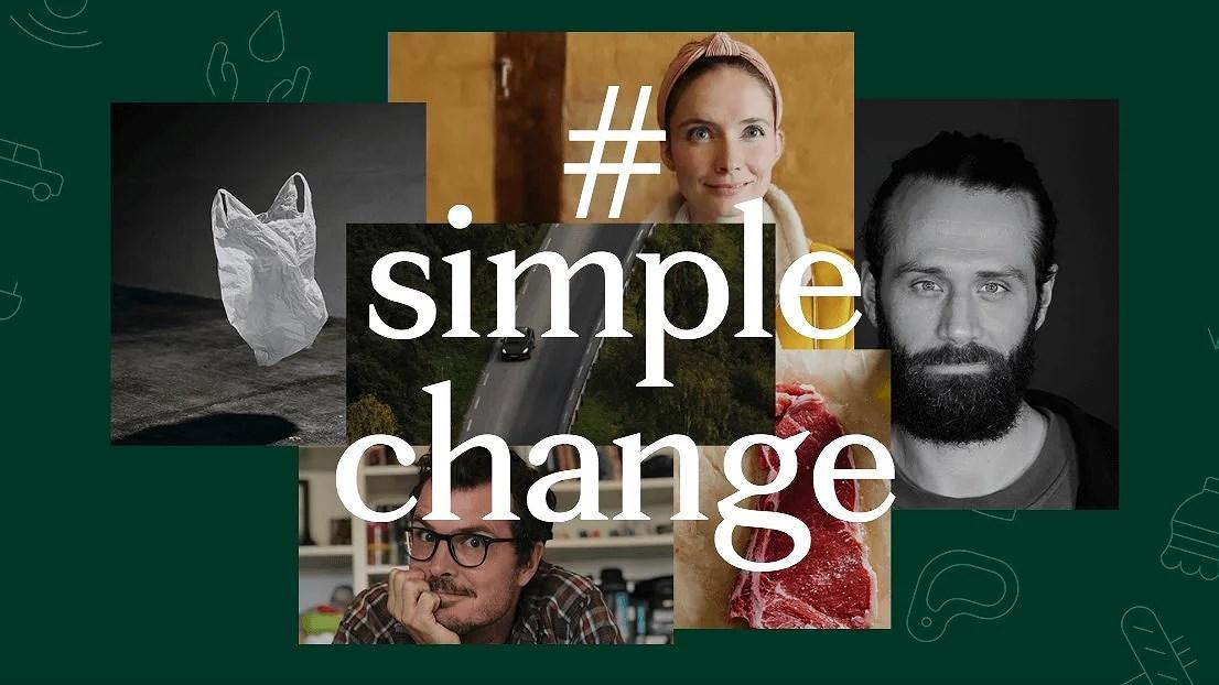 Sammen står vi stærkere!!  #simplechange