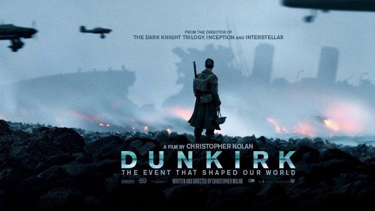 Filmrecension - Dunkirk