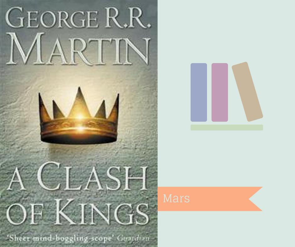 Böcker på Storytel -Clash of Kings