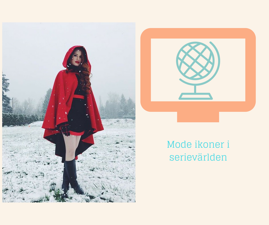 Mode ikoner i Serievärlden - Cheryl Blossom
