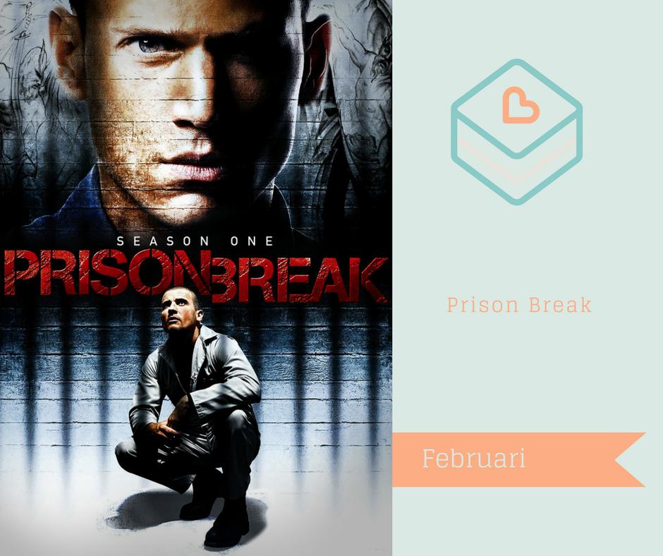 Serier jag vill se på Viaplay - Prison break