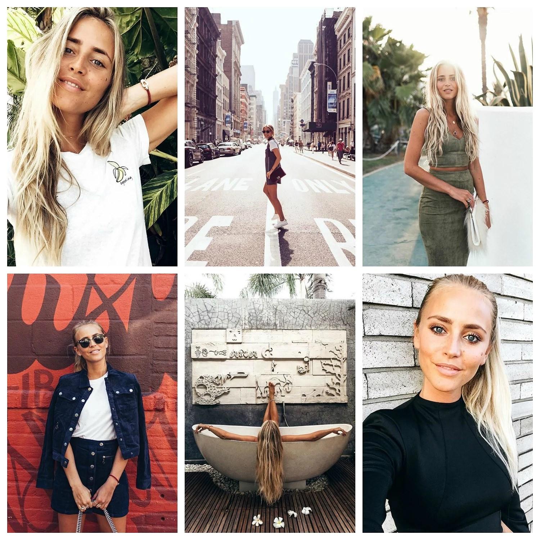Instagram-damer jeg stalker