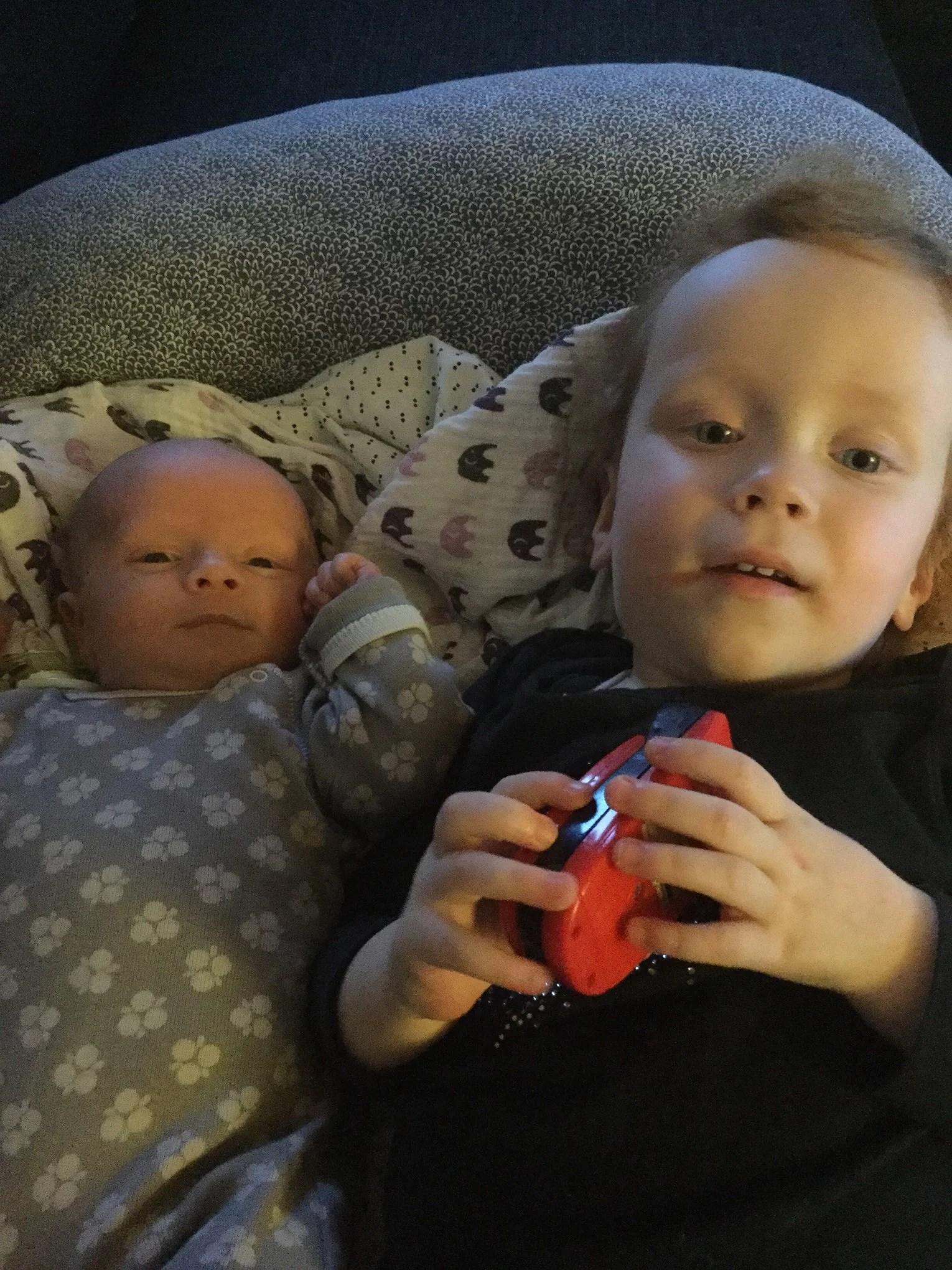 Nogen gange, vil jeg gerne være far.