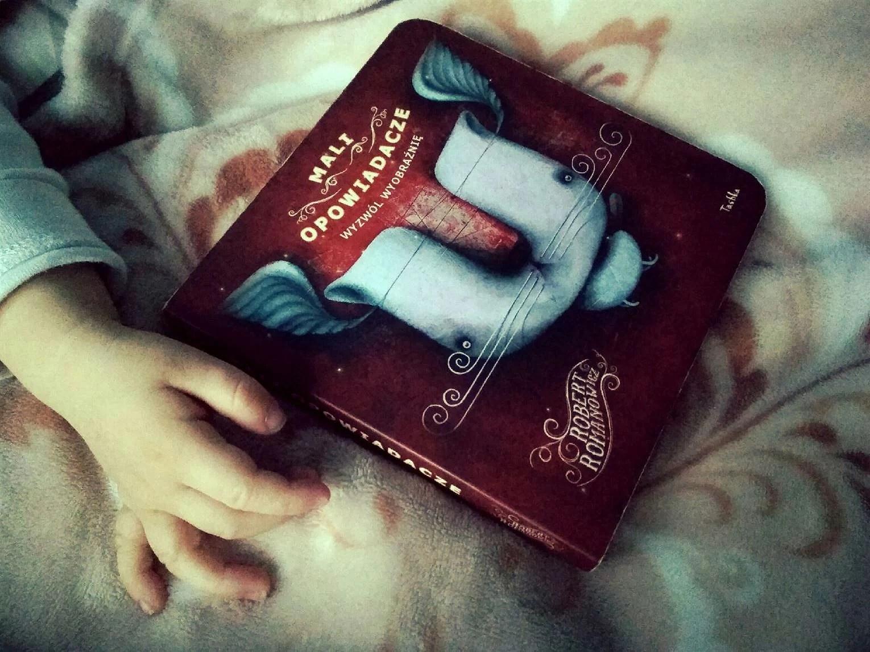 Mali opowiadacze, wielka książka