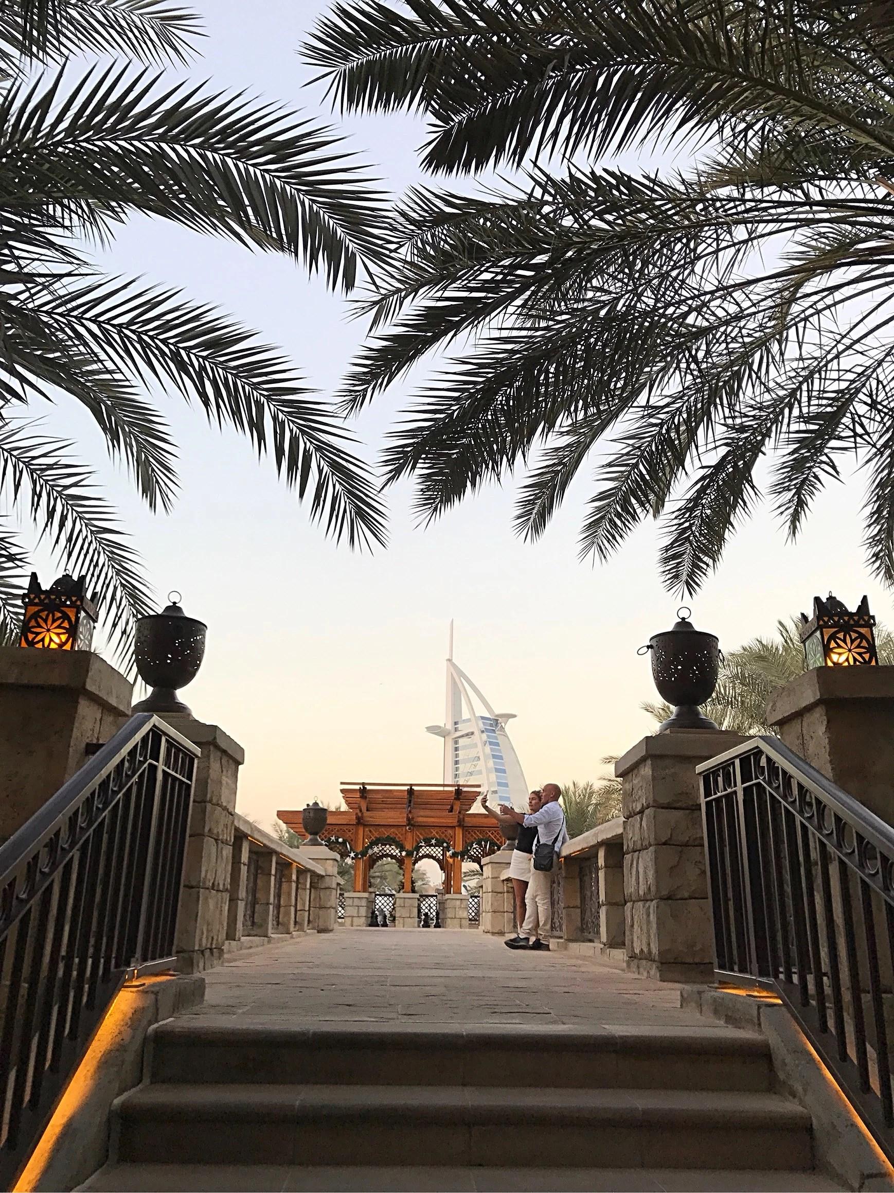 Throwback Dubaiii