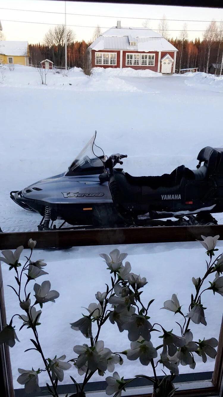 Julafton i Norrland