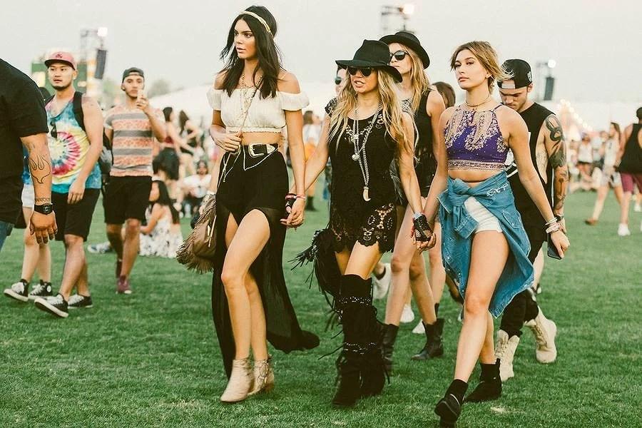 Coachella inspo