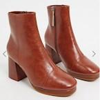støvler, brune