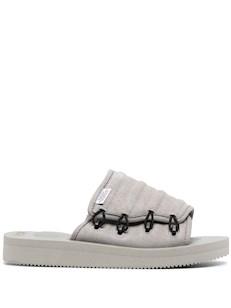 Suicoke mura-vs suede sandals