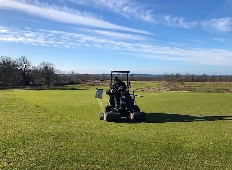 Är (golf)våren redan här?