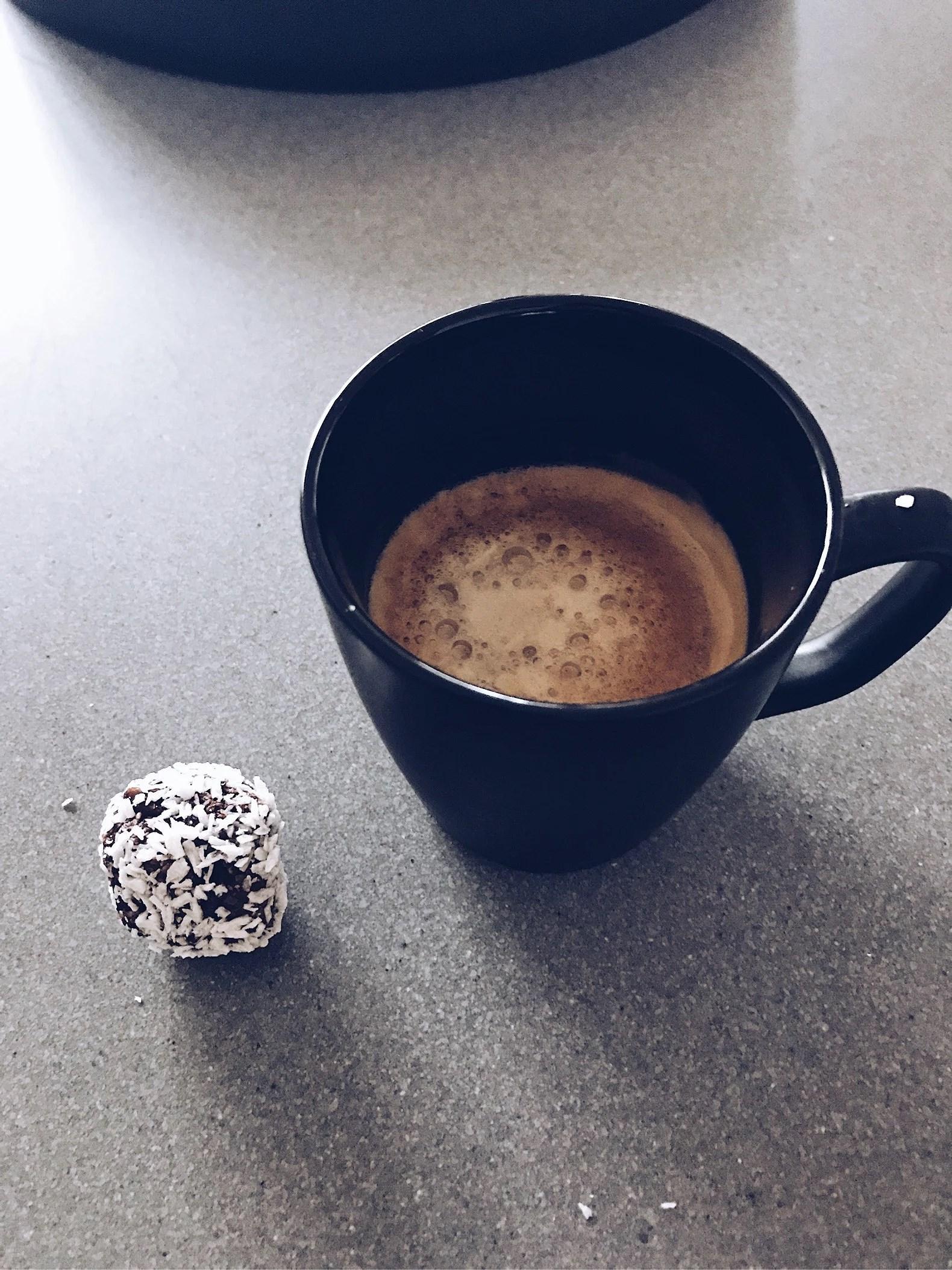 till kaffet
