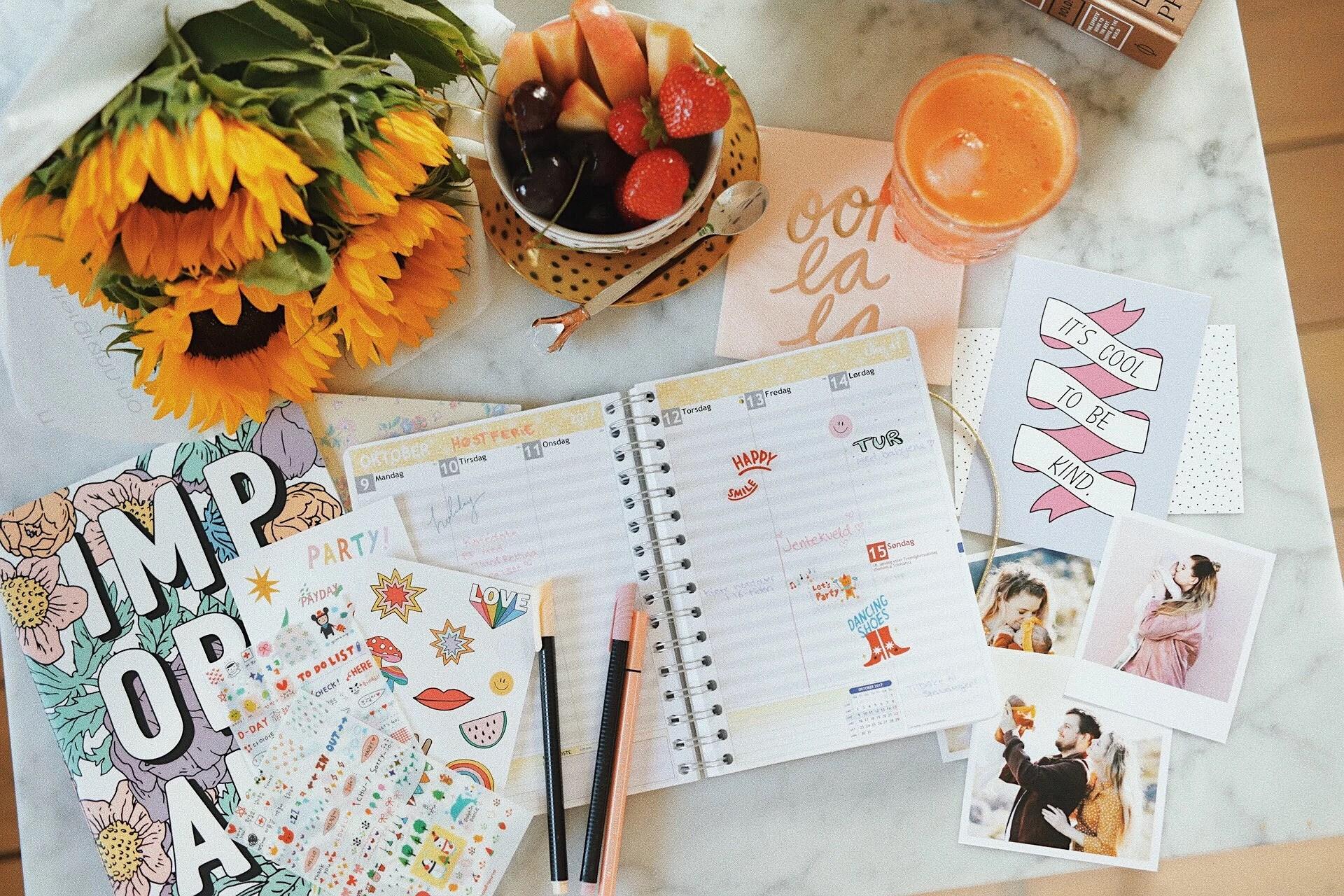 autumn planning