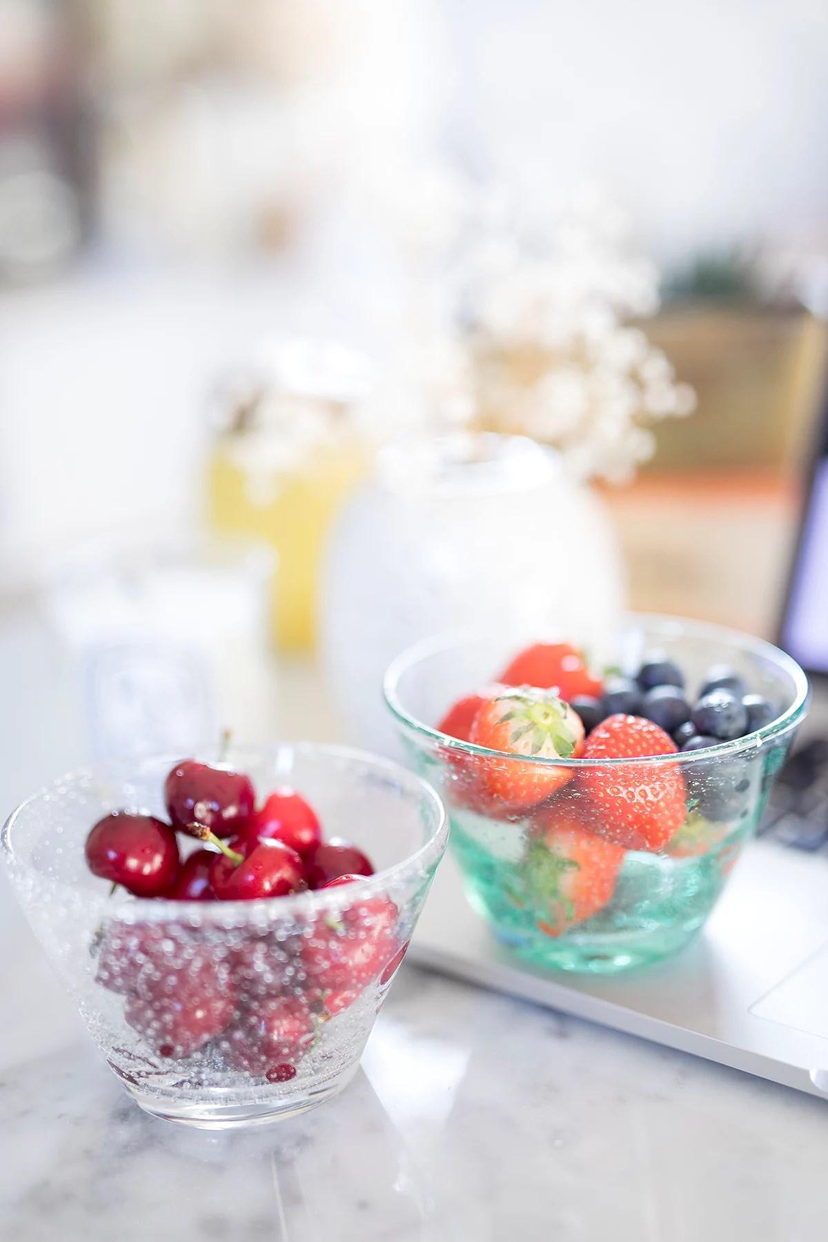 krist.in gravid craving mai bær frukt