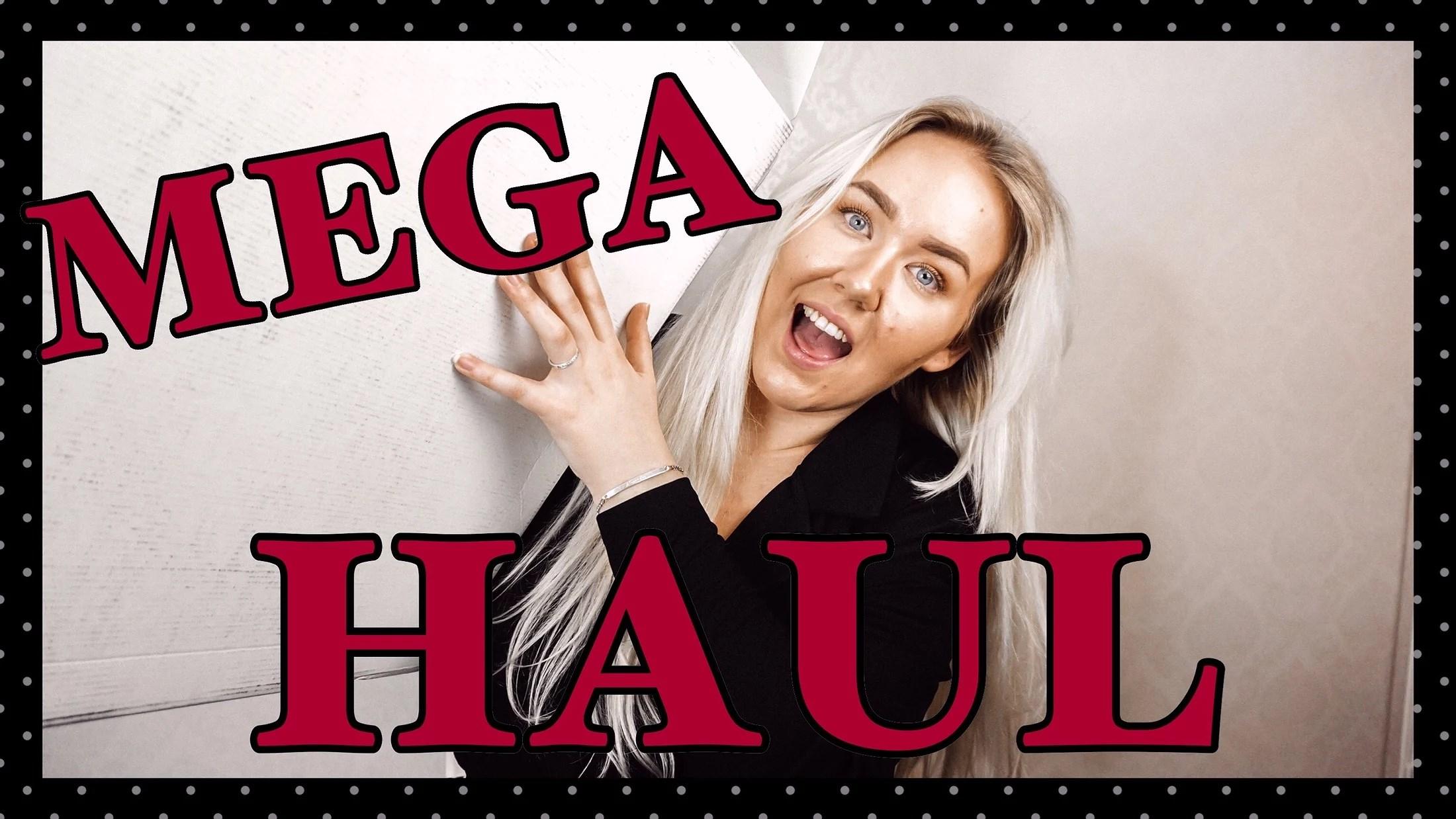 MEGA HAUL + ÖVERRASKNING FRÅN BIANCA INGROSSO