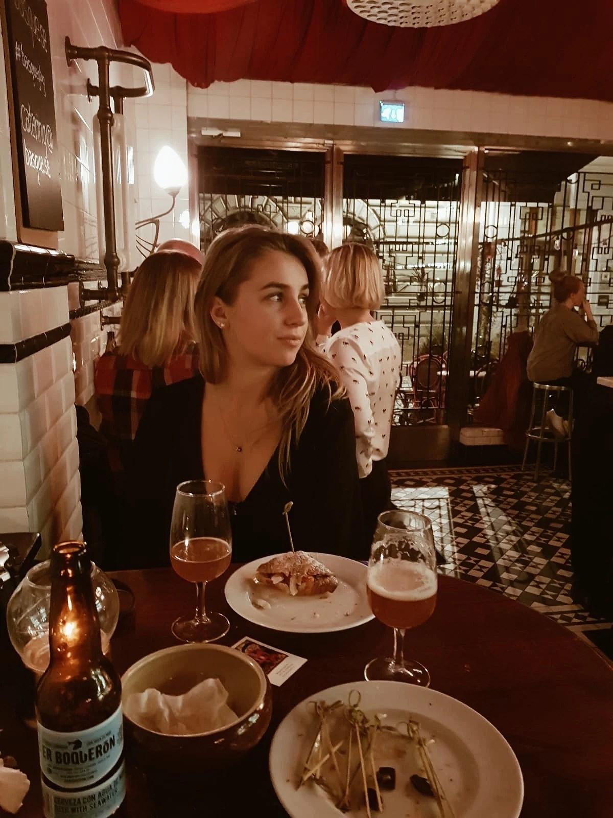 Where to Eat? Gothenburg- Basque