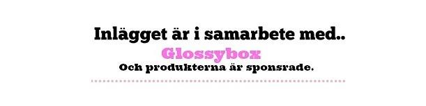 Glossybox - Beauty Crush