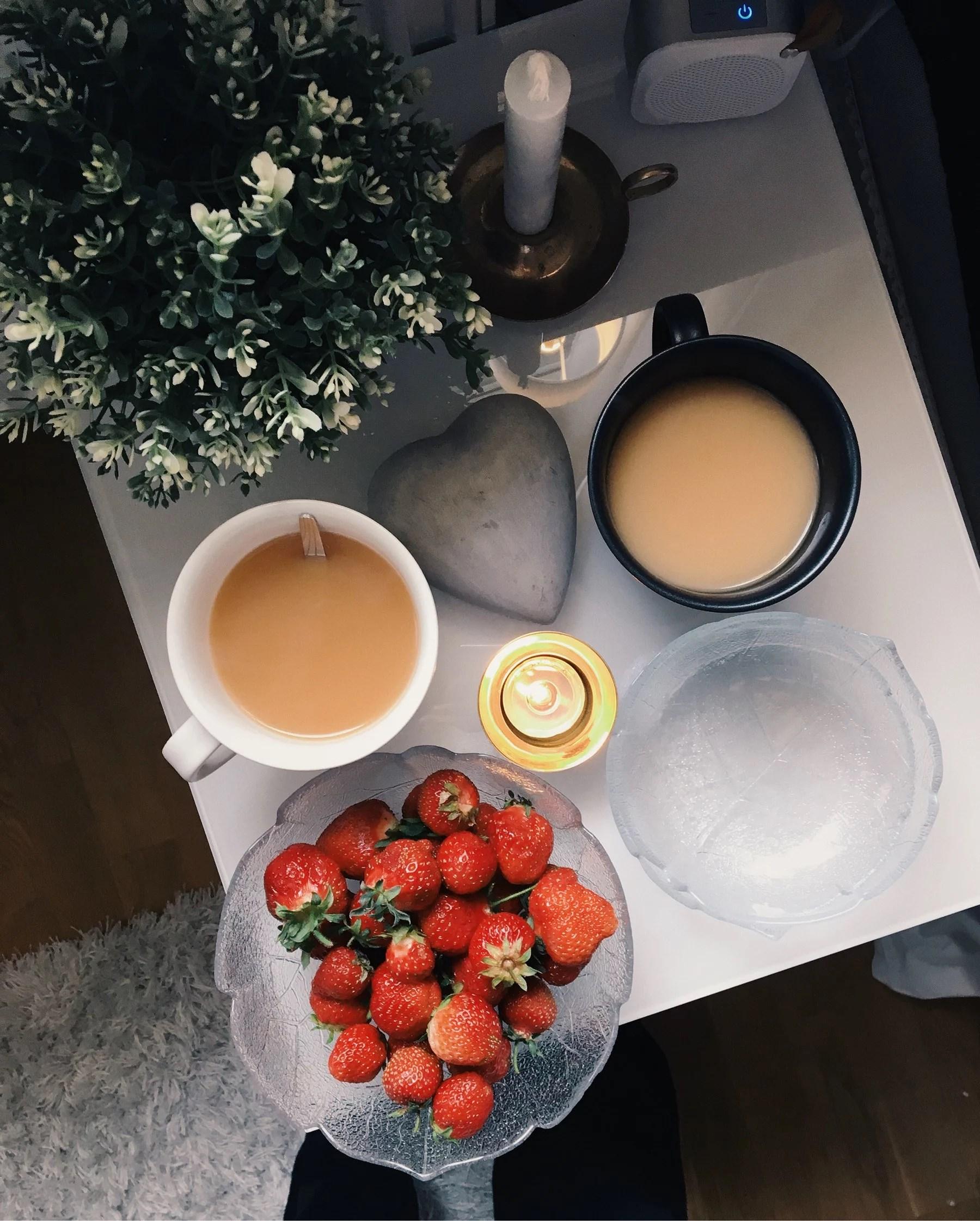 When life gives you rain make some Tea