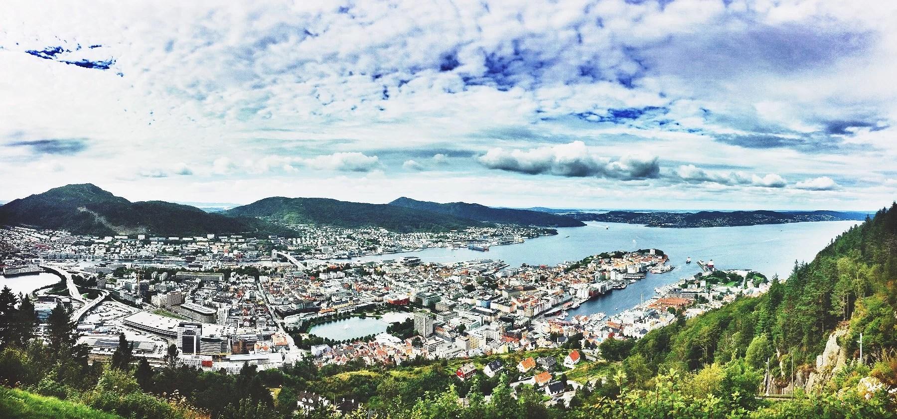 Jeg skal tilbake til Bergen!