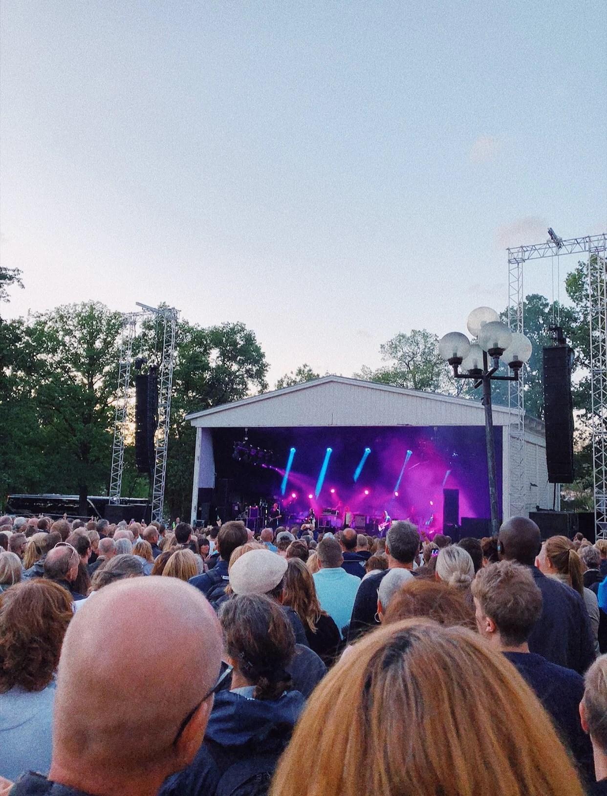 Lars Winnebäck & grillkväll