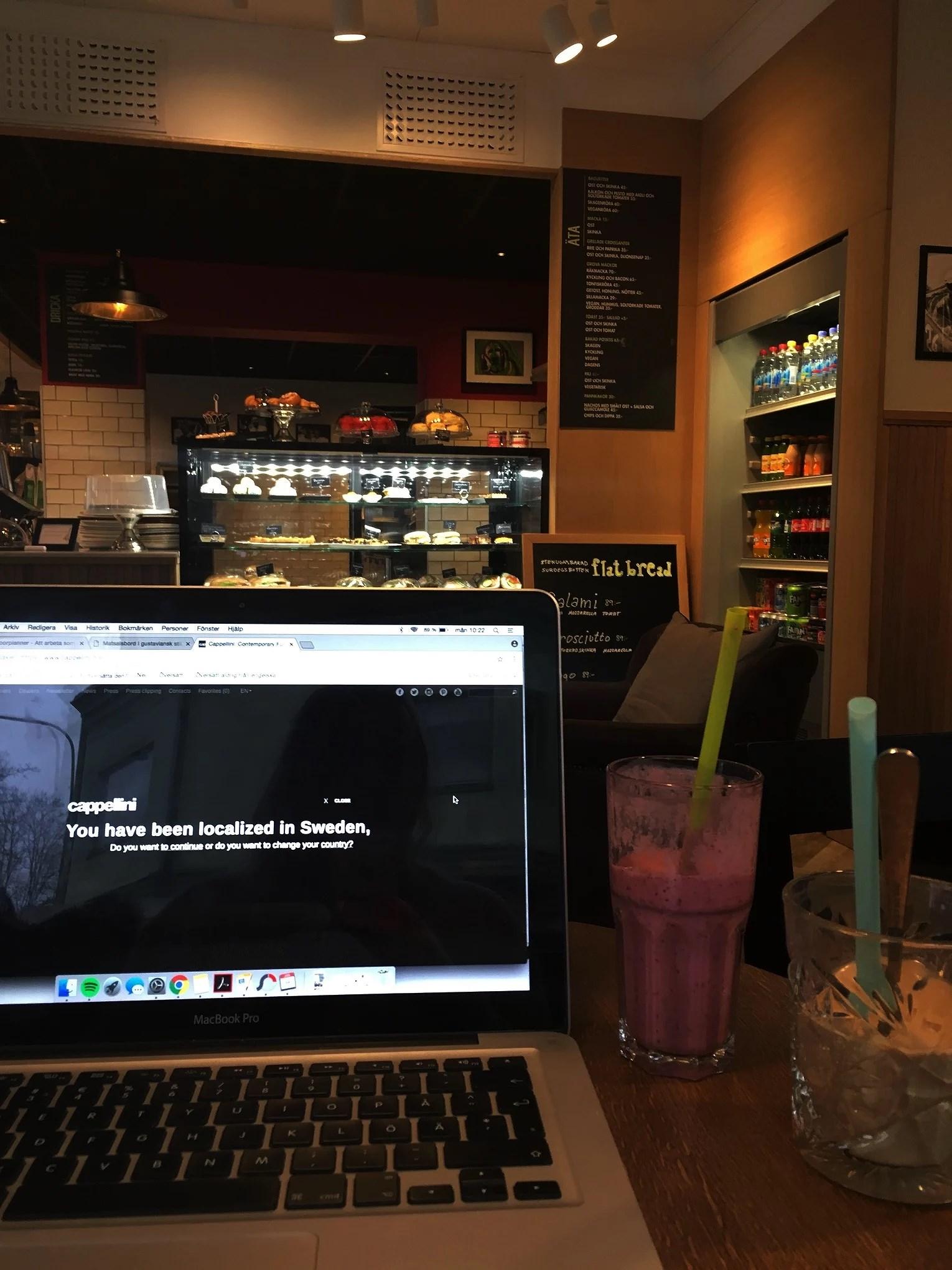 Kaffedejt & plugg