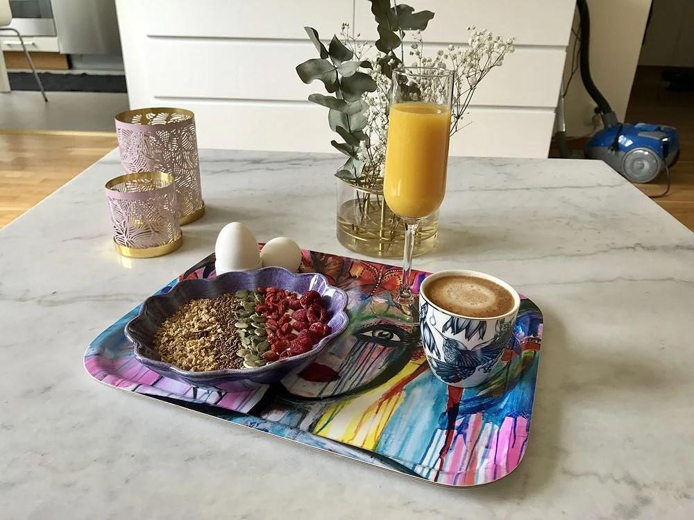 En bättre frukost