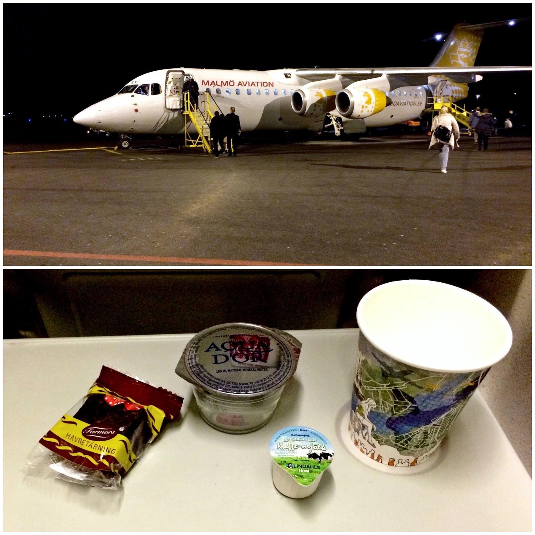 Resa med Malmö Aviation