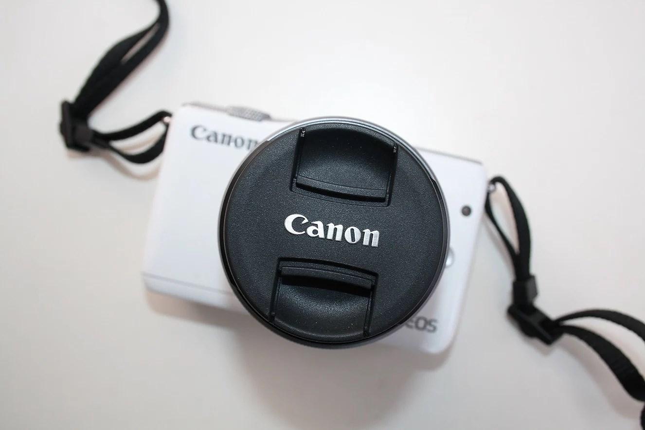 CANON EOS M10 || NY KAMERA