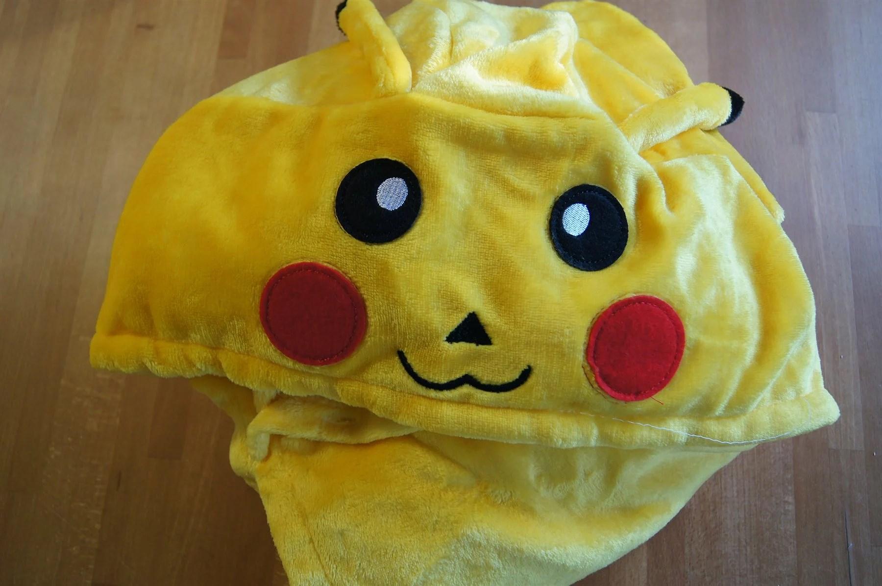 Levande pikachu