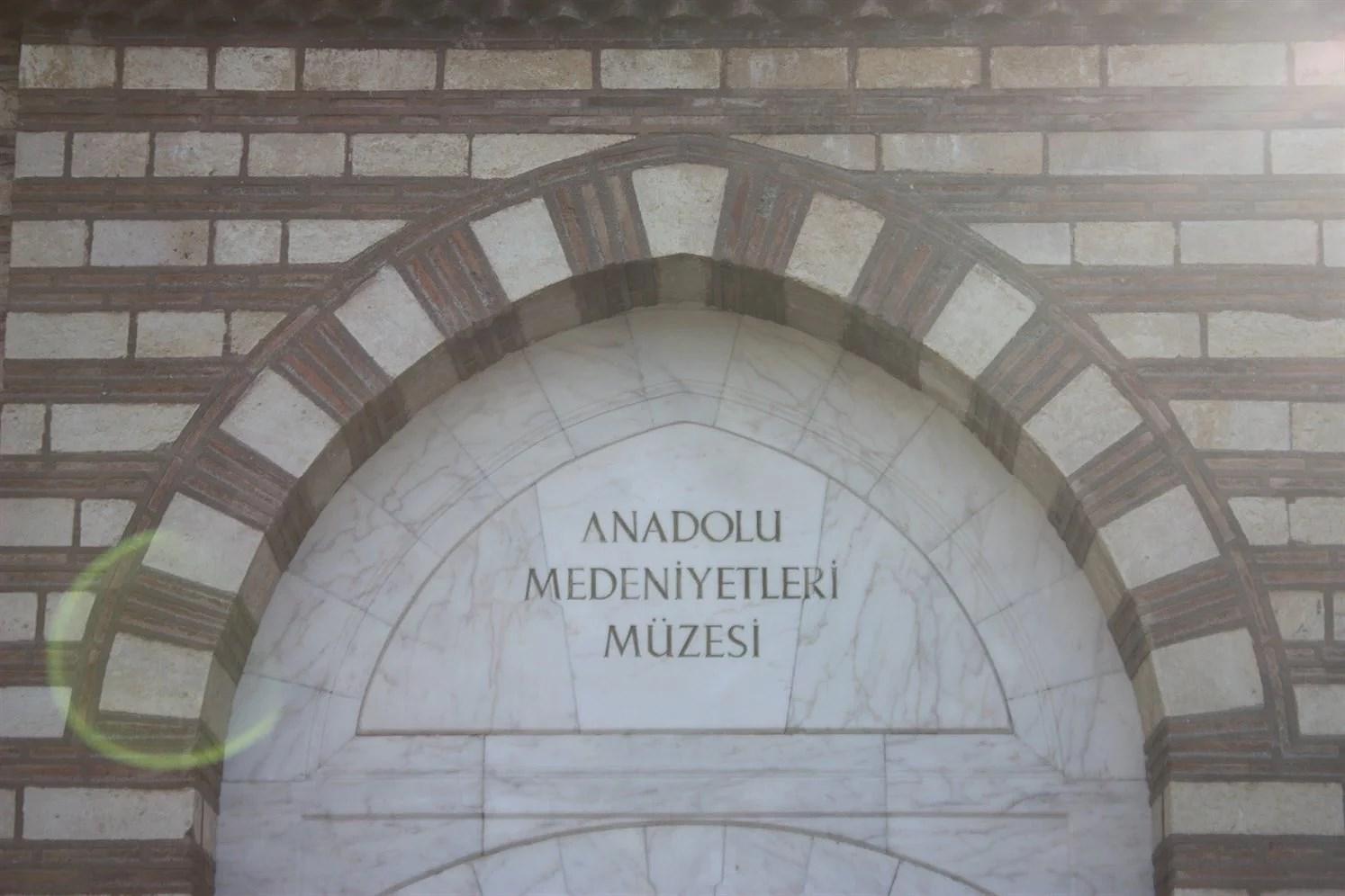 Ankara #Anadolu medeniyetleri müzesi